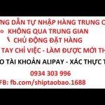 Tạo tài khoản alipay, xác thực tài khoản Alipay