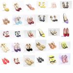 Chia sẻ nguồn hàng giày dép nữ order từ Trung Quốc