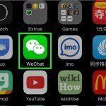 Tạo tài khoản Wechat bằng số điện thoại