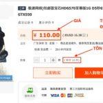 Tổng hợp shop giày nam nữ, boot, giày cao gót đẹp trên Taobao