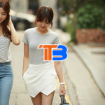 Link áo thun nữ chất đẹp trên Taobao