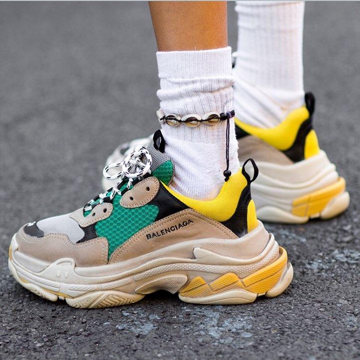 Giày Balenciaga hàng auth