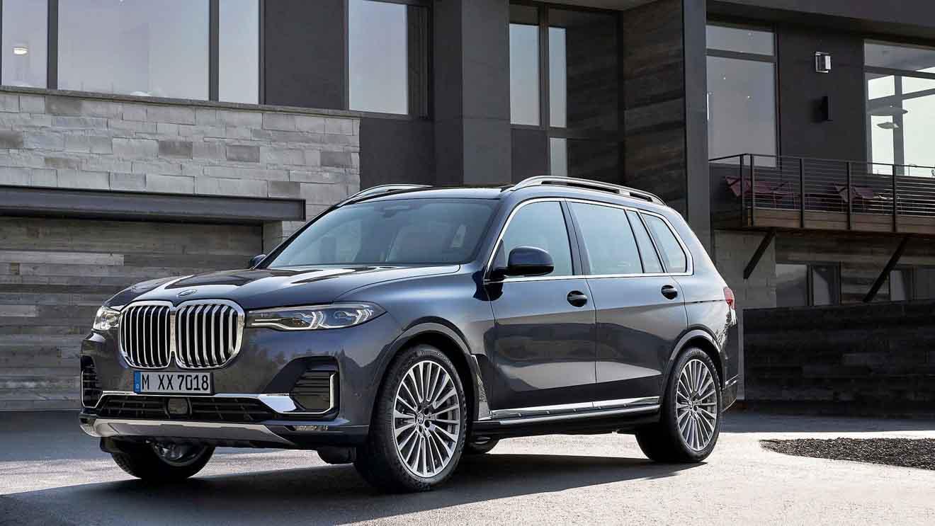 BMW X7 sẽ ra mắt thị trường Đông Nam Á vào cuối tháng này với giá từ 6,5 tỷ đồng