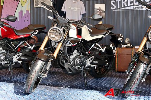 Honda CB150R 2019 - bản nâng cấp giá từ 3.200 USD