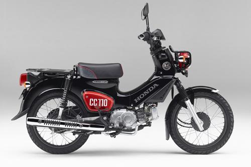 Honda Cross Cub Kumamon giá từ 2.700 USD