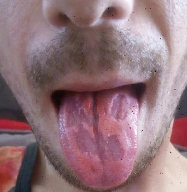 Thầy giáo trẻ mòn dần lưỡi vì thức uống vạn người mê