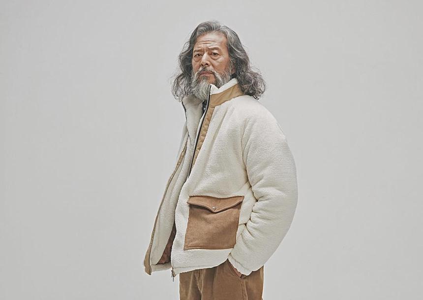 Người mẫu nam 65 tuổi phá đảo làng thời trang Hàn Quốc