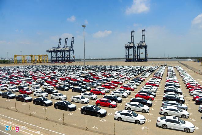 Xe nhập từ Indonesia chỉ có giá trung bình 350 triệu đồng