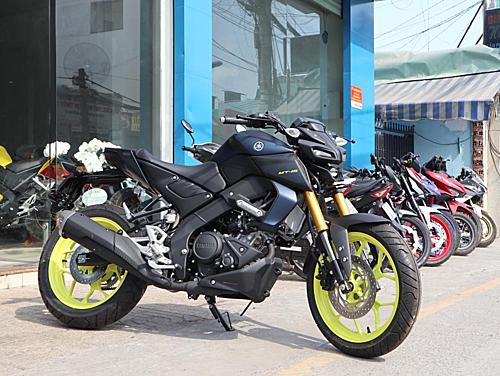 Yamaha MT-15 2019 - xe côn tay giá 79 triệu đầu tiên về Việt Nam