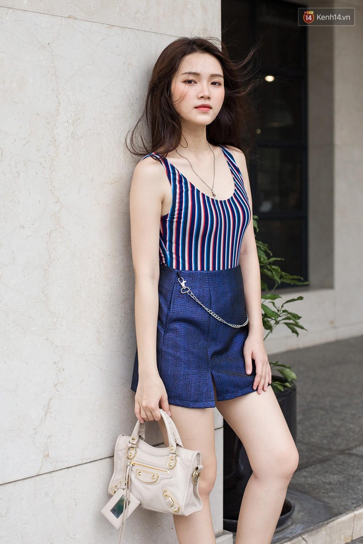 Mới đầu hè, giới trẻ đã khoe street style cực gắt với hot trend đồ hoa cả cành, bodysuit, đồ màu be