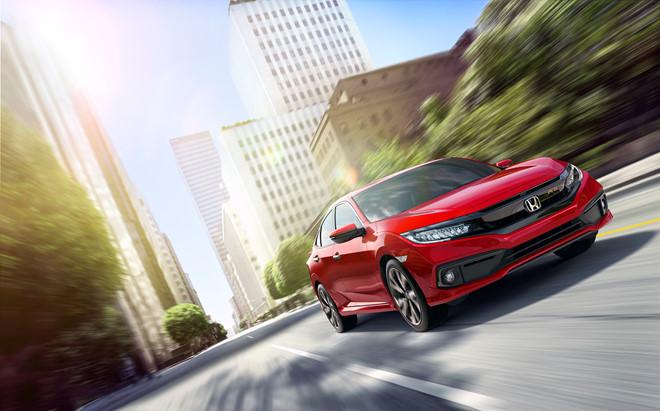 Honda Civic 2019 cập bến VN vào tháng 4, thêm bản thể thao RS