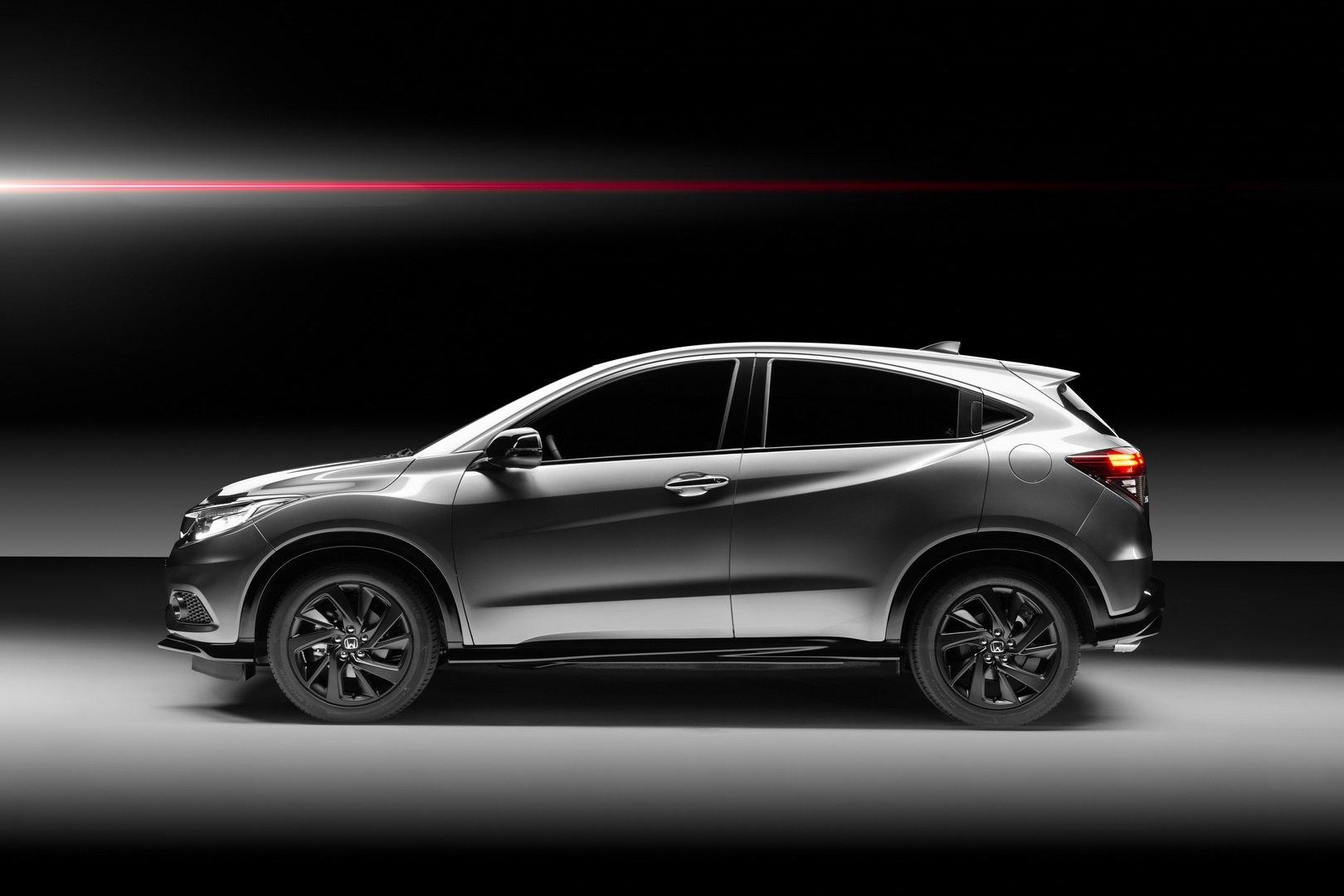 Honda HR-V Sport - giá ngang đàn anh CR-V