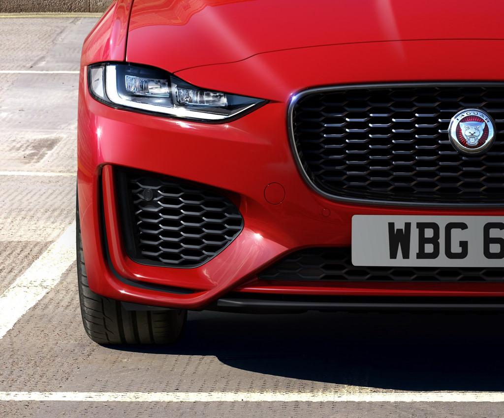 Jaguar XE phiên bản 2020 thể thao và cá tính hơn