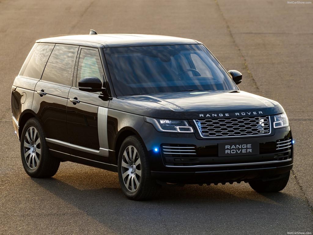 SUV chống đạn Range Rover Sentinel 2019, vũ khí của đại gia