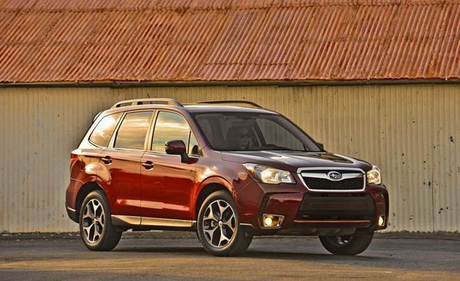 Subaru triệu hồi 1,3 triệu xe vì lỗi đèn phanh