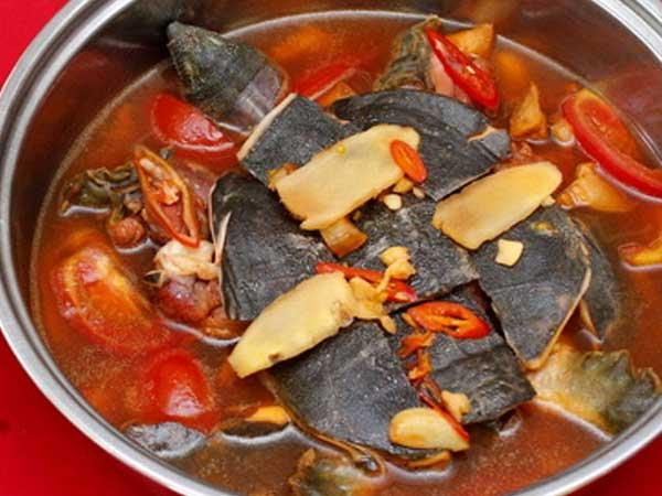 Món ăn từ thủy quái giúp tăng số lượng tinh binh