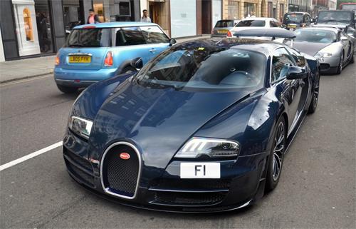 Những biển số ôtô đắt nhất thế giới