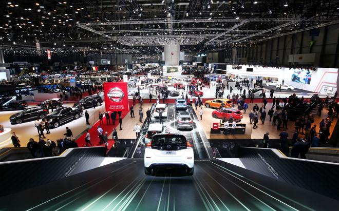 Nhiều xe thể thao được mong ngóng tại Geneva Motor Show 2019