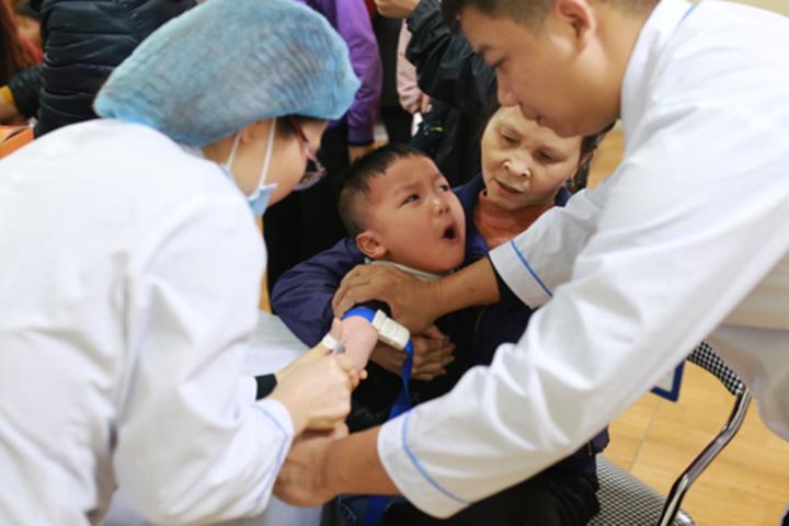Bộ Y tế yêu cầu Bắc Ninh ngừng lấy máu xét nghiệm sán lợn