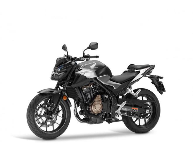 Hé lộ bảng giá của dòng Honda CB500 2019, vừa sức 'dân chơi'