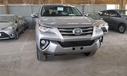 Toyota Fortuner có thể lắp ráp tại Việt Nam trong 2019
