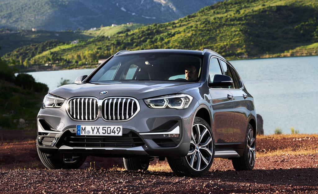 BMW X1 2020 nâng cấp thiết kế và công nghệ, tăng nhẹ giá bán