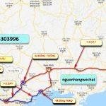 Các đường vận chuyển về Việt Nam từ Trung Quốc