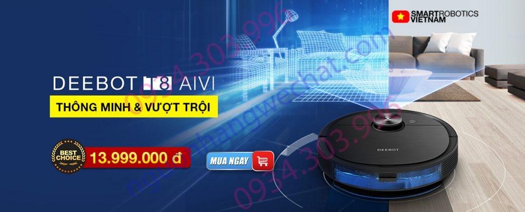 Smart Robotics Việt Nam chuyên cung cấp các sản phẩm hàng gia dụng thông minh
